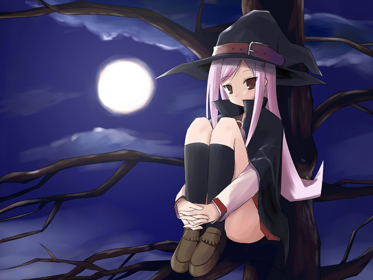 aquaplus leaf lucy_maria_misora to_heart to_heart_2 witch