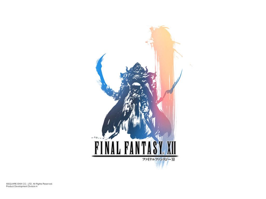 final_fantasy final_fantasy_xii logo white