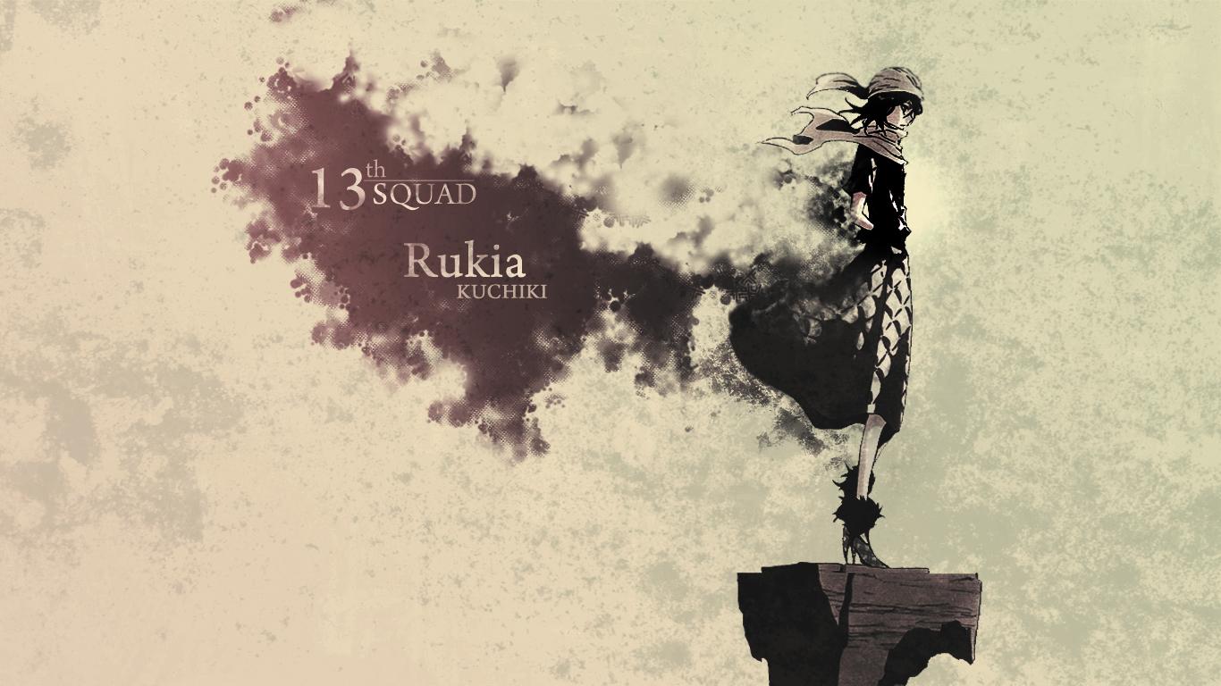 bleach kuchiki_rukia