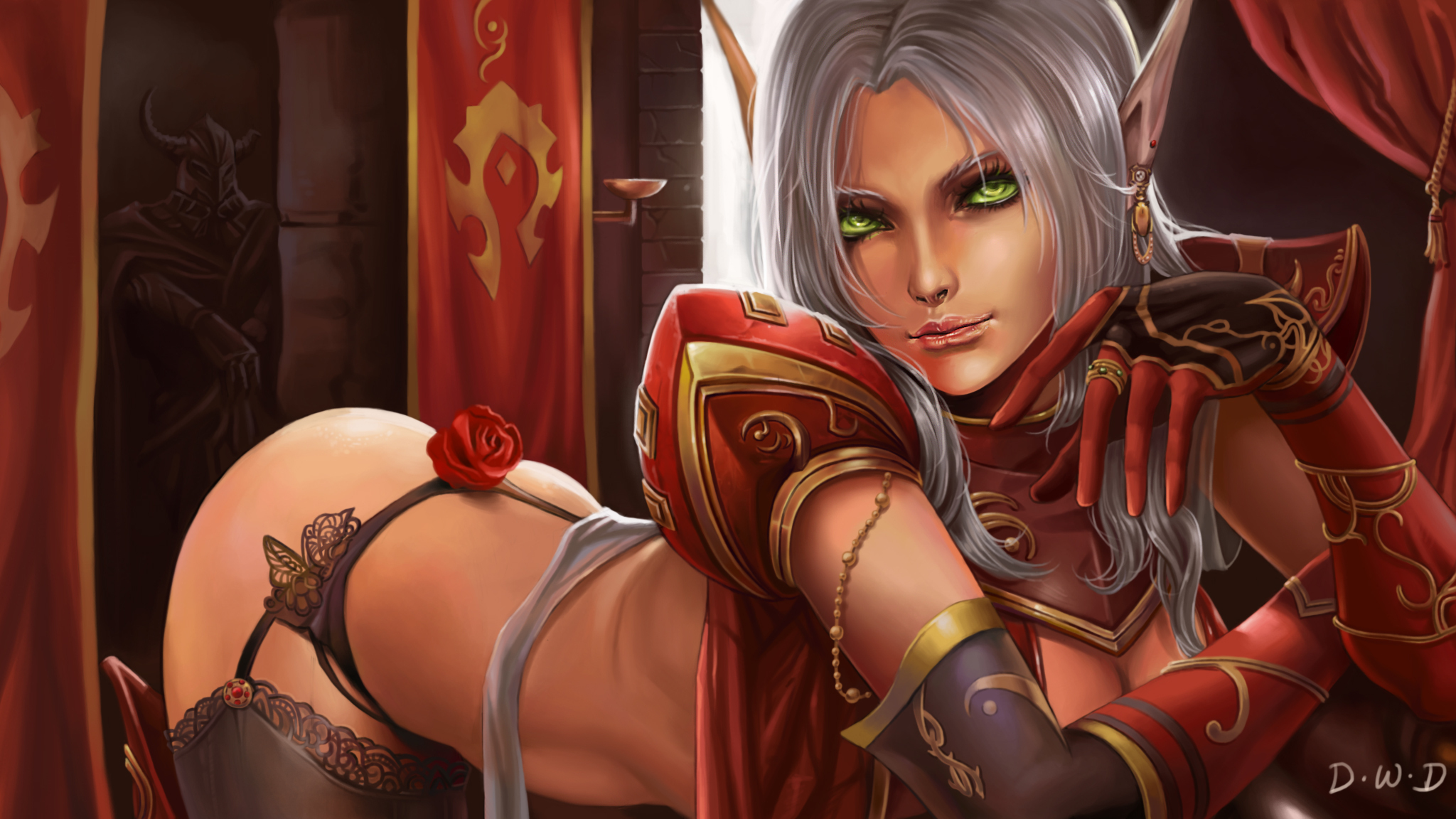World of warcraft hentai wallpaper fucks pictures
