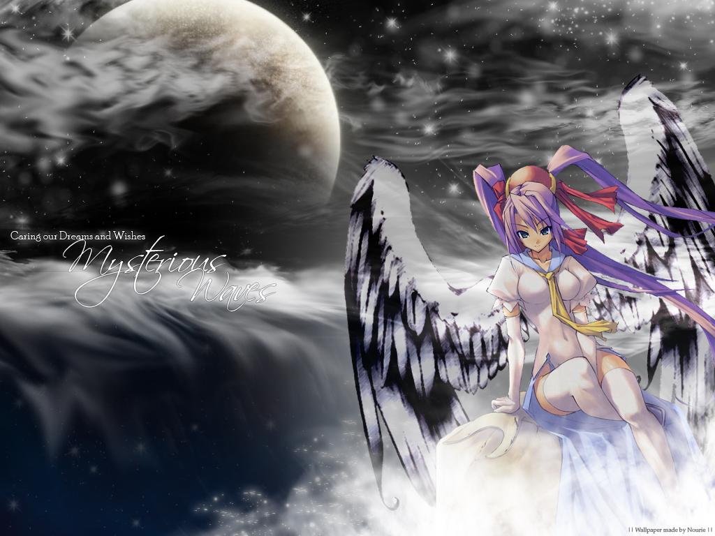 mushihime-sama wings