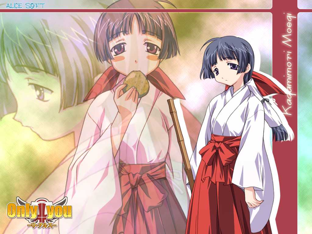 alice_soft japanese_clothes kadamimori_moegi miko only_you