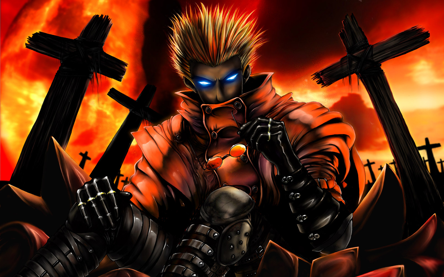 glasses trigun vash_the_stampede
