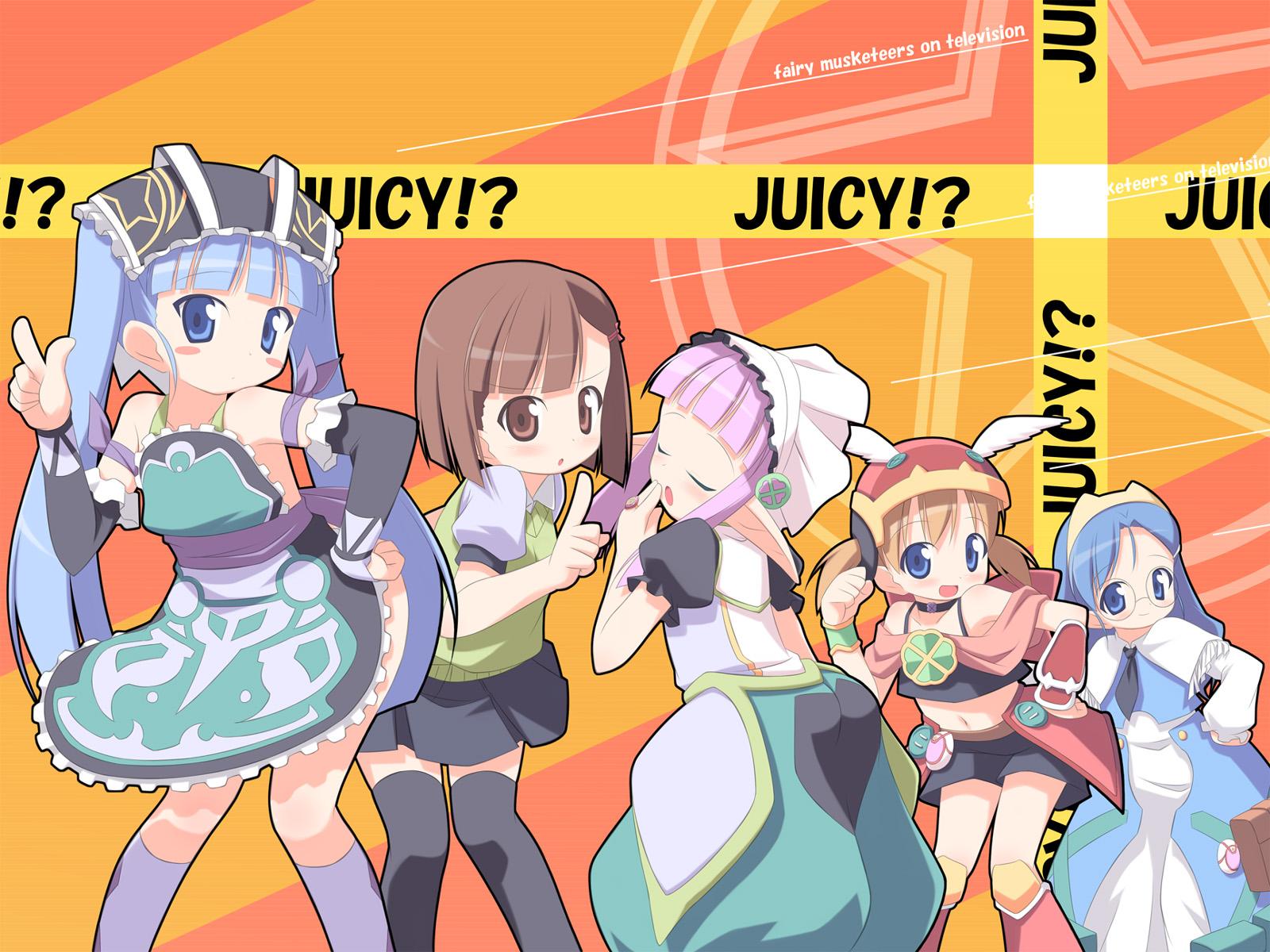 akazukin galaxy_angel gretel ibara-hime kinoshita_ringo otogi_juushi_akazukin parody shirayuki-hime tagme