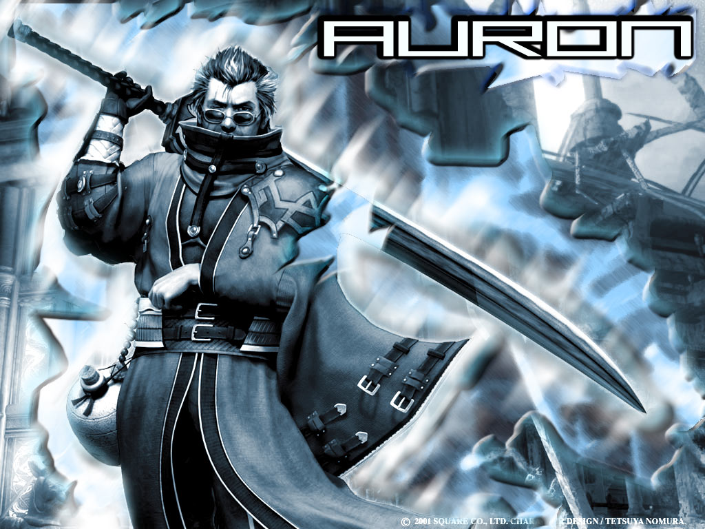 auron final_fantasy final_fantasy_x