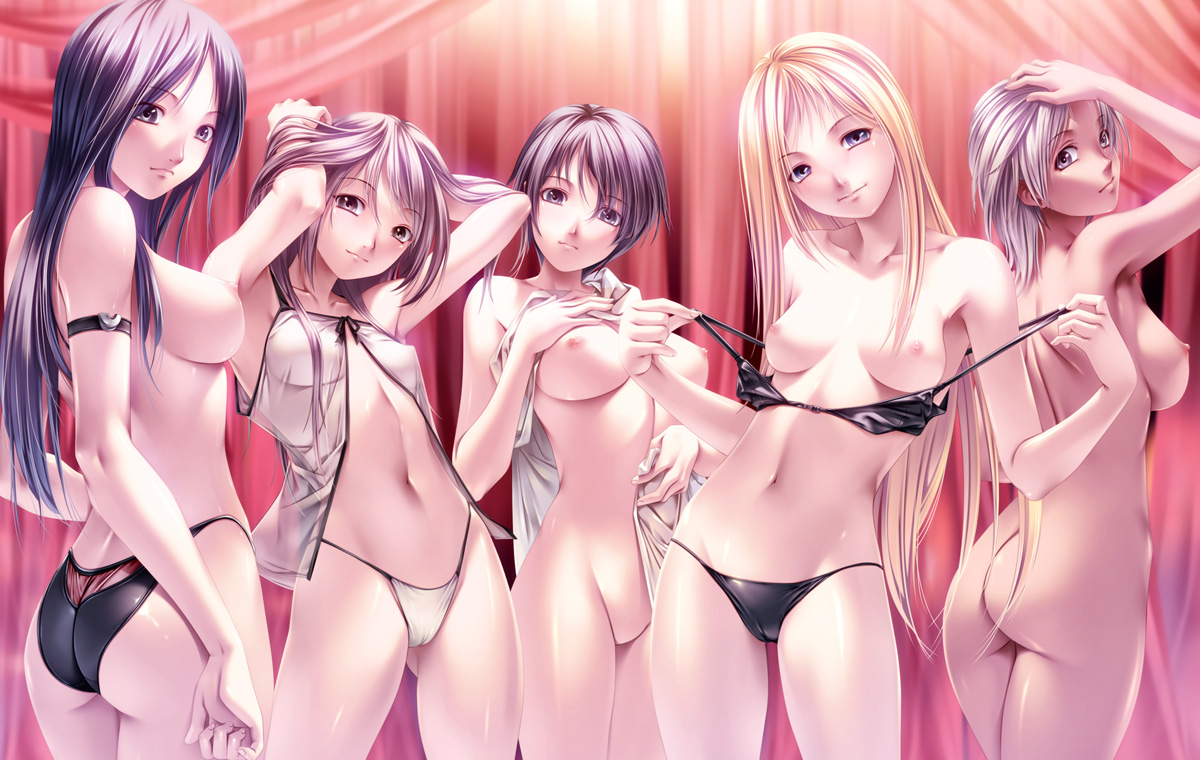 Anime saxy girls nackt 3d fucking photos