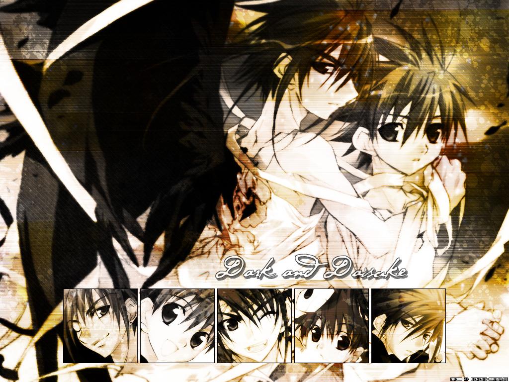 dark_mousy dnangel niwa_daisuke shounen_ai wings