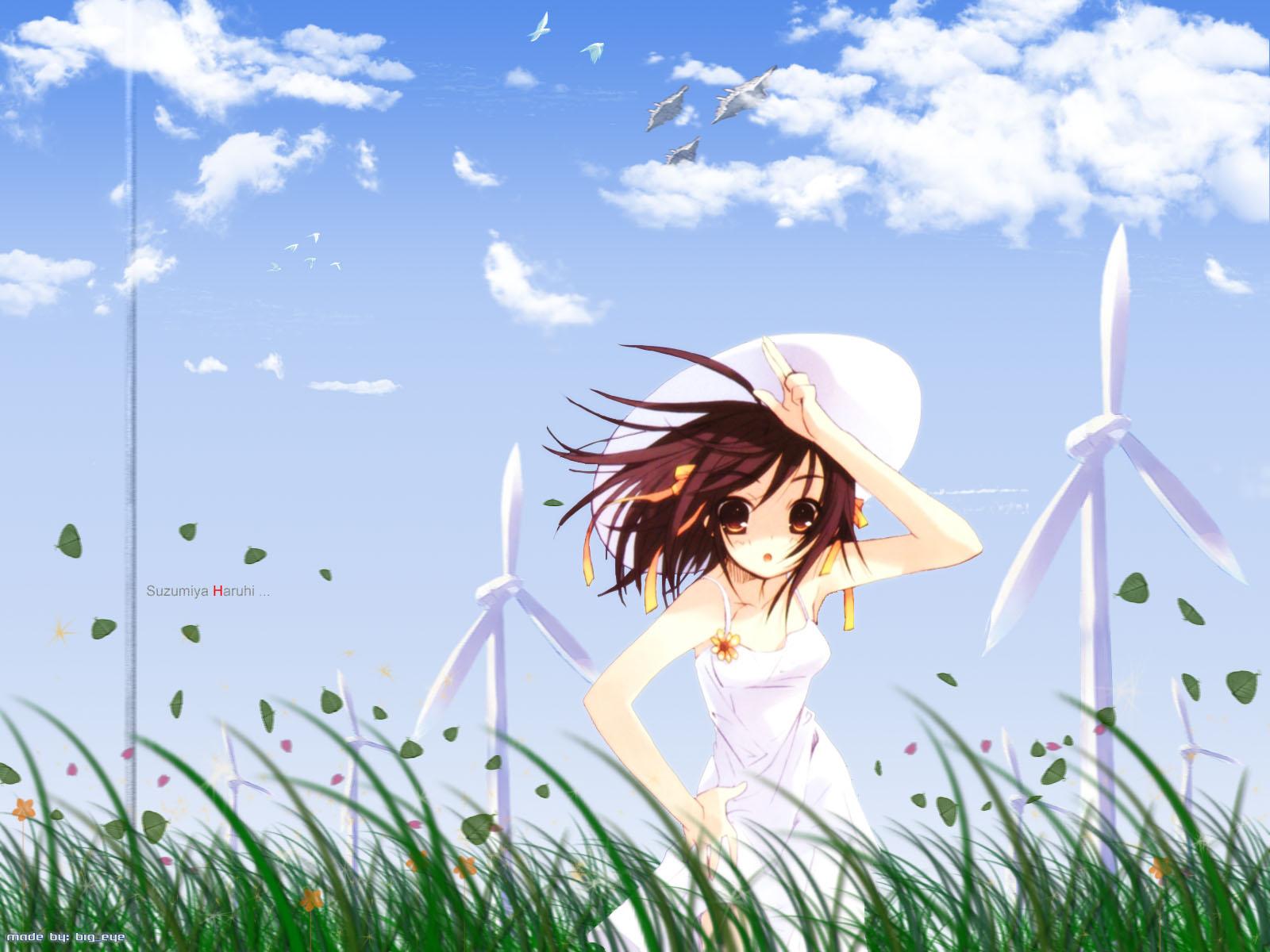 itou_noiji suzumiya_haruhi suzumiya_haruhi_no_yuutsu windmill