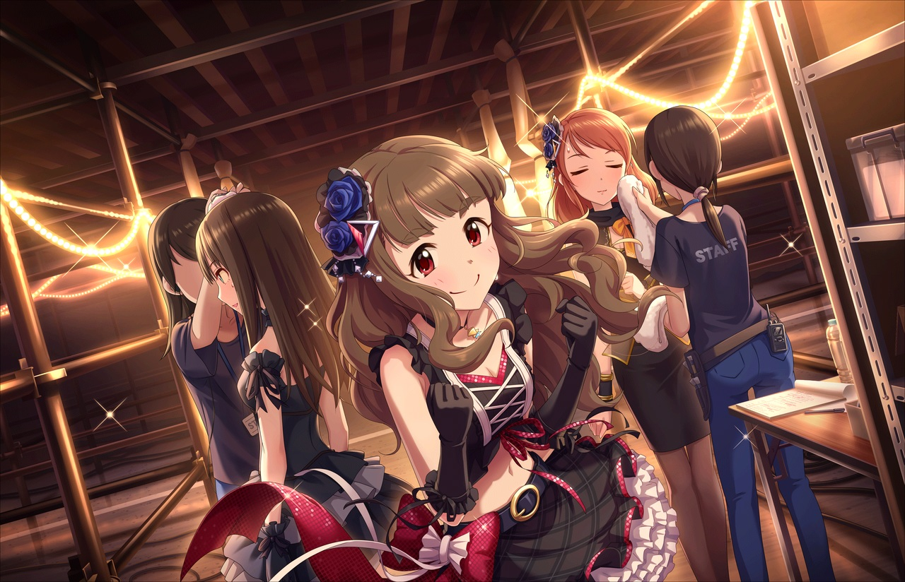 annin_doufu houjou_karen idolmaster idolmaster_cinderella_girls idolmaster_cinderella_girls_starlight_stage kamiya_nao shibuya_rin