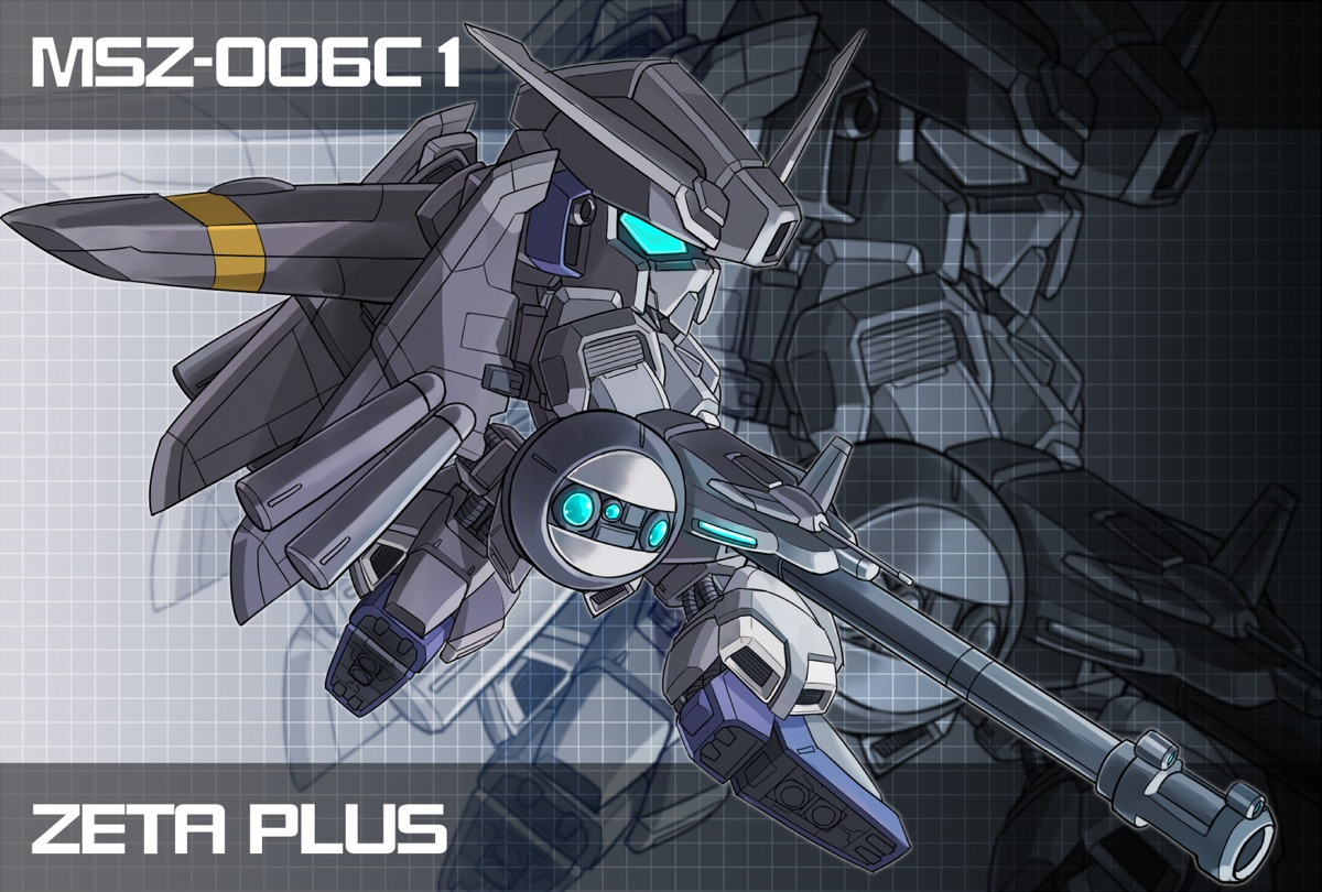 gun gundam_sentinel mecha memento_vivi mobile_suit_gundam robot weapon zoom_layer