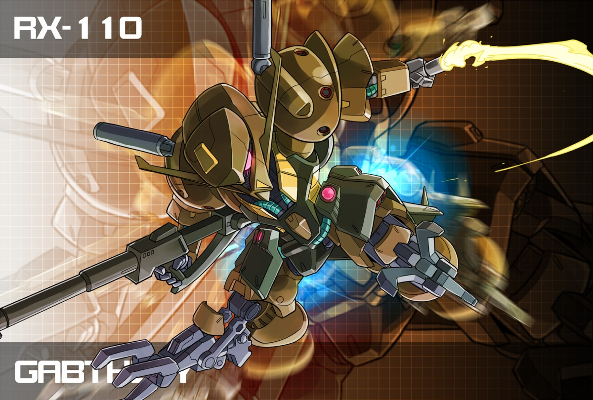 gun mecha memento_vivi mobile_suit_gundam mobile_suit_zeta_gundam robot weapon zoom_layer