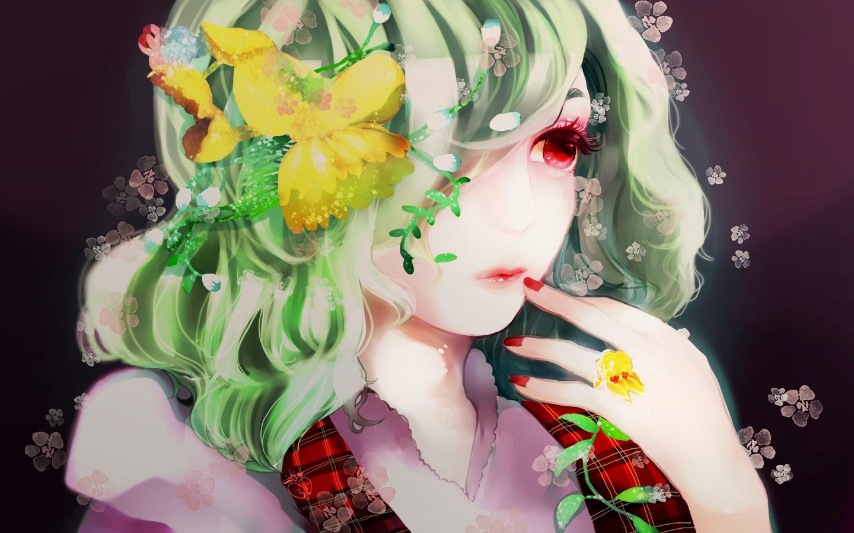 kazami_yuuka realistic rogi touhou