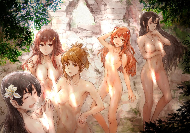 lesbians-adult-animation-nudes