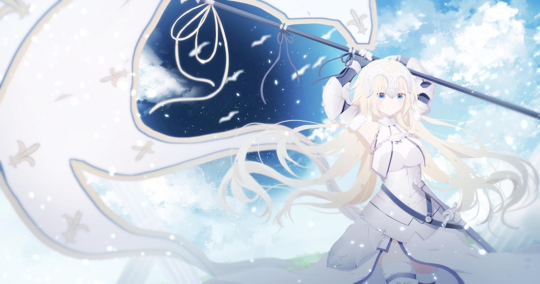 fate/grand_order fate_(series) jeanne_d'arc_(fate) meizi_(sakura_umeko28)