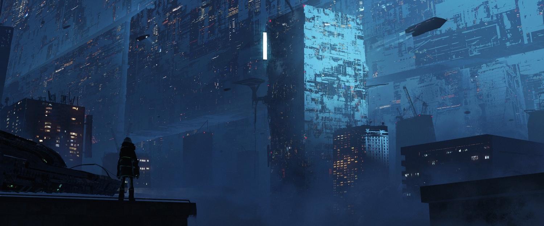 asteroid_ill blue building city jpeg_artifacts landscape original scenic