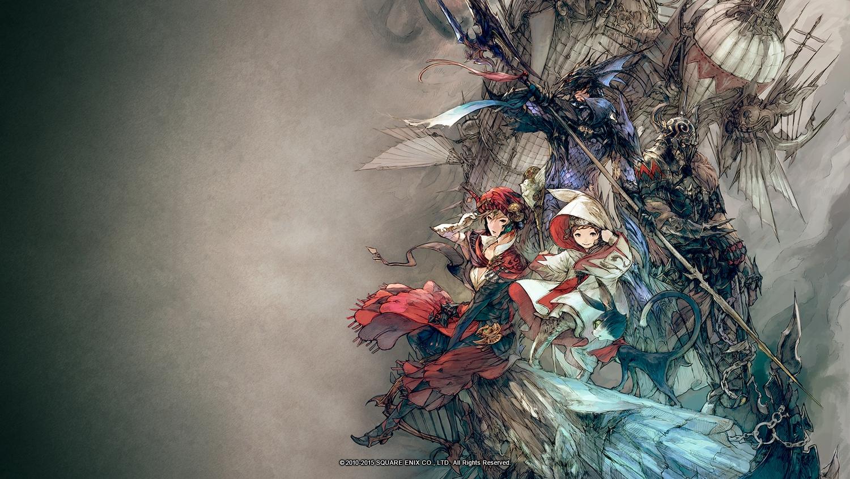 final_fantasy final_fantasy_xiv third-party_edit weapon