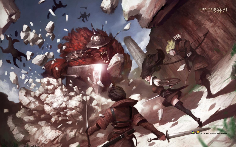 armor mabinogi mabinogi_heroes weapon