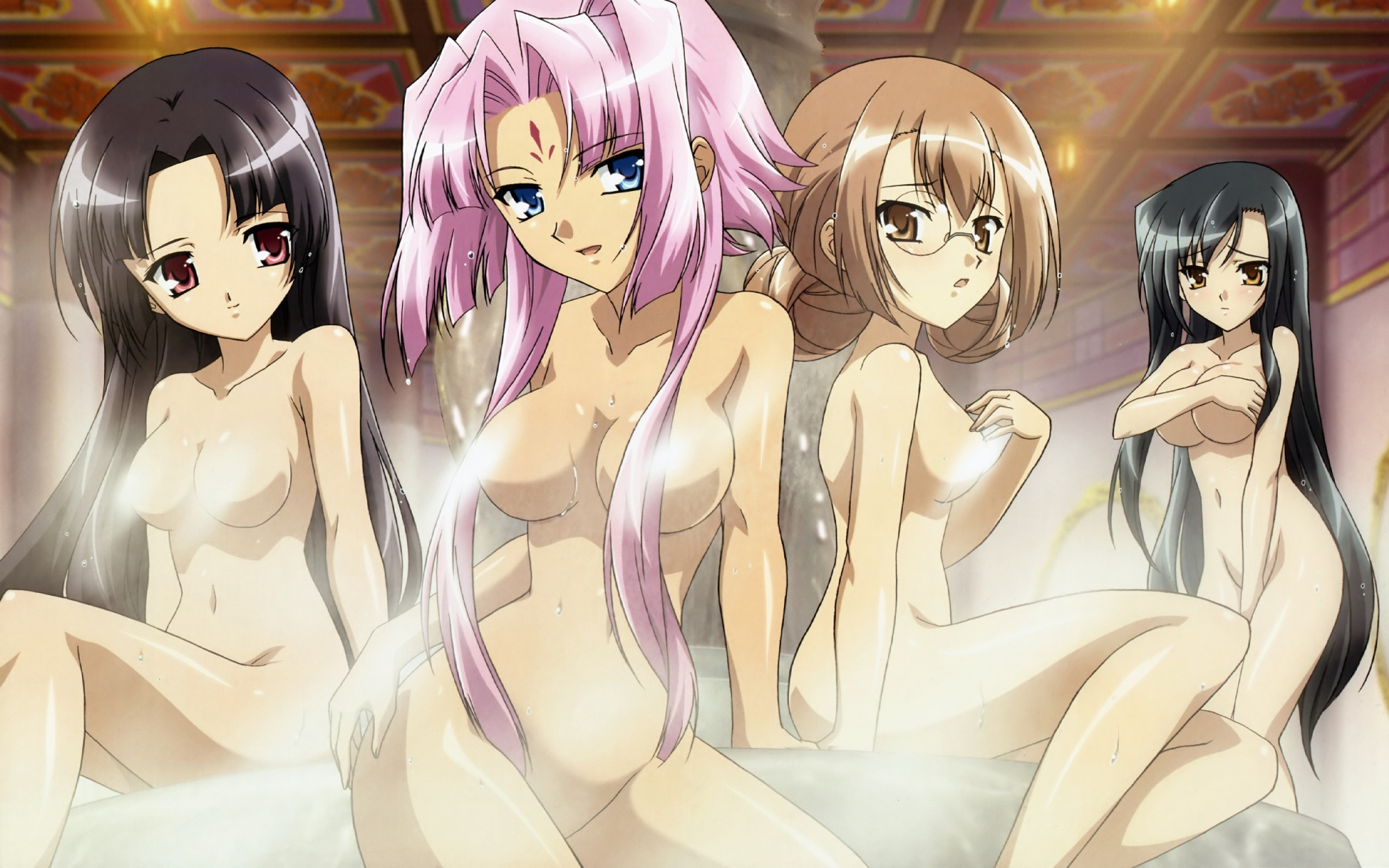 Wallpaper of anime girls naked only adult photo
