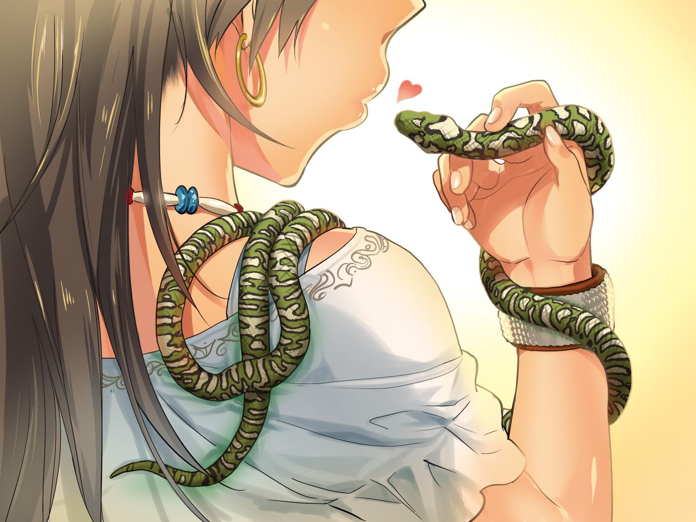 Snake porn xxx wallpaper smut clip