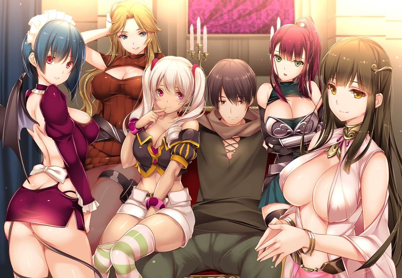 3d slave anime erotic woman
