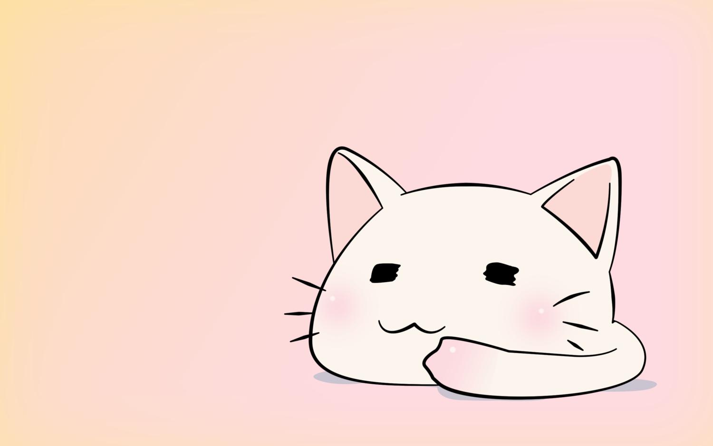 animal cat gradient lucky_star nobody polychromatic vector