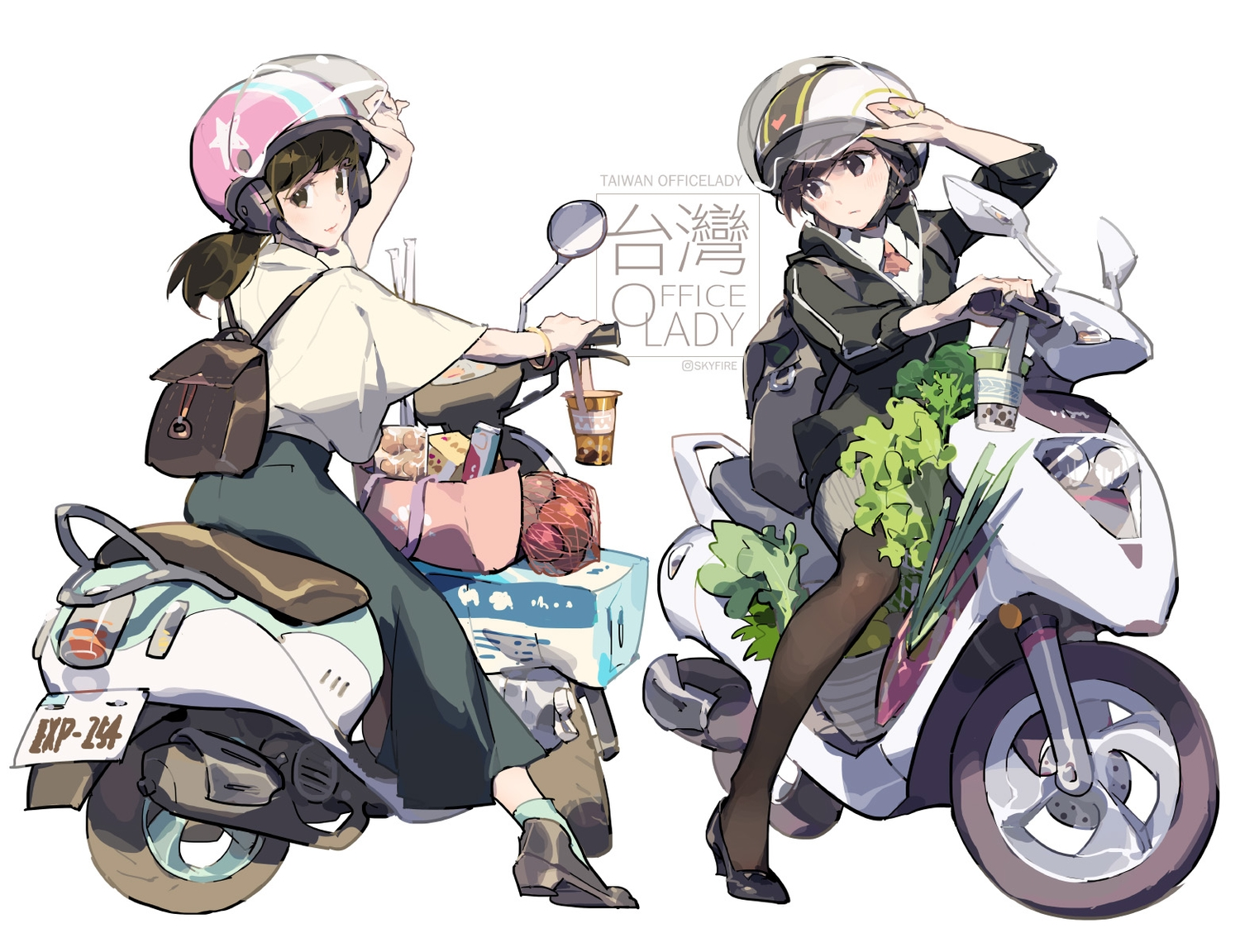 drink food motorcycle original tennohi