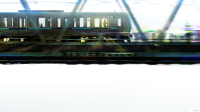 original silhouette tanaka_ryosuke train watermark white