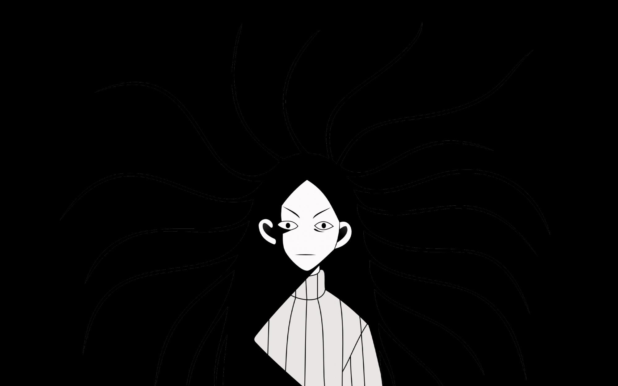 kitsu_chiri sayonara_zetsubou_sensei transparent