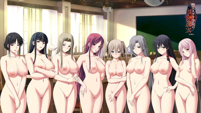 Japanese Animation Nude