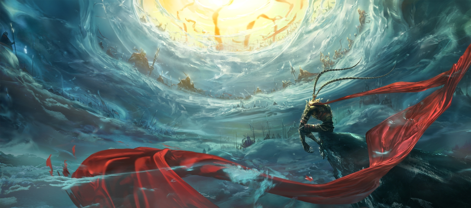 journey_to_the_west sun_wukong tagme_(artist)