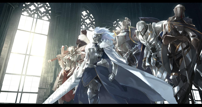 agravain artoria_pendragon_(all) artoria_pendragon_(lancer) fate/grand_order fate_(series) gawain group lancelot_(fate) male mono_(jdaj) mordred tristan_(fate/grand_order)