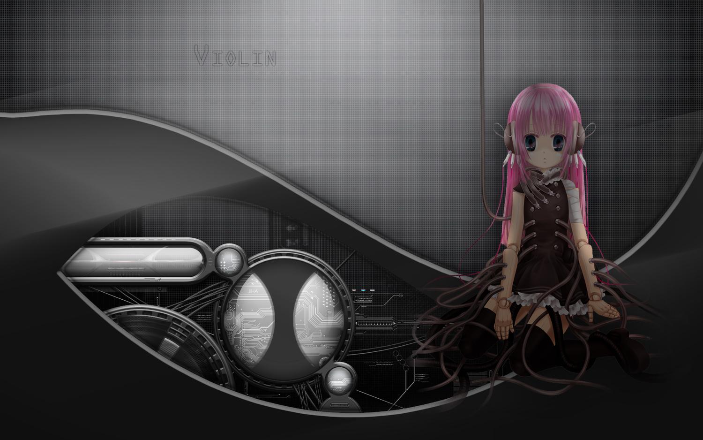 doll long_hair pink_hair third-party_edit