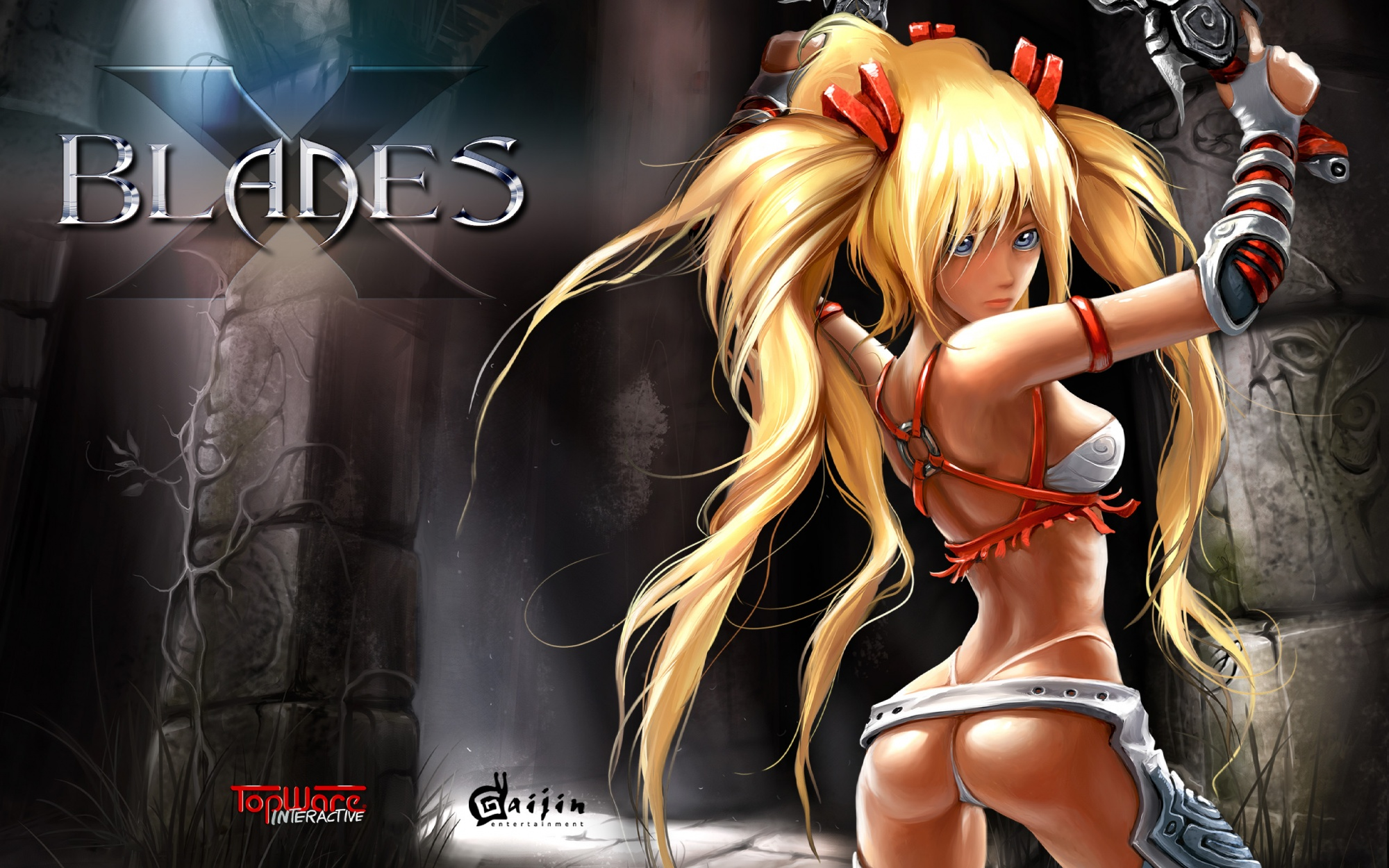 Blades of time nude patch hardcore image